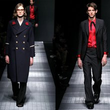 Gucci Successfully Throws Together Milan Runway Show In the Wake of Frida's Sudden Departure
