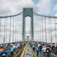 You're not a real runner until you've done the NYC marathon - Telegraph
