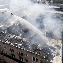 4 fires, 4 arsons at half-done housing sites in Oakland