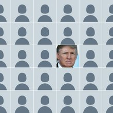Trump's Twitter account flooded with at least 900,000 fake or inactive followers in May alone