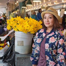 For the Flower Farmers at the Market, Business Is Blooming