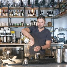 Casey Estrada Is Upping Leschi's Cocktail Game