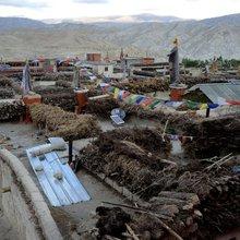 Road Brings Jeans, Satellite TV to Himalayan Shangri-La