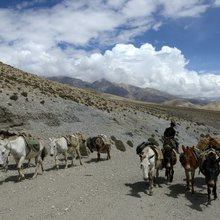 In Nepal's Himalayas, Hopes of Closer China Ties