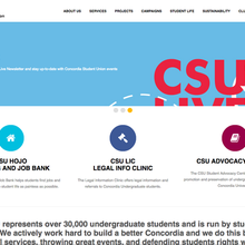Eight Years Stagnant, CSU Website Redone in One Weekend by IT Guy | News