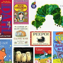 Best books for children - Our pick of the best stories for kids of every age