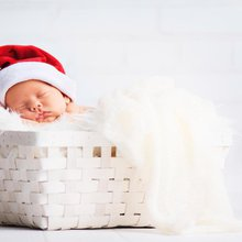 Make your first Christmas with a newborn baby stress-free with our tips