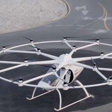 Autonomous Taxis take to Dubai Skies as Testing Continues