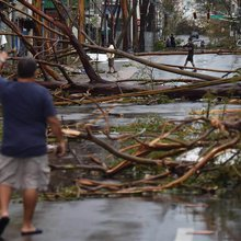 Puerto Rico faces '4 to 6 months' without power; floods ravage island