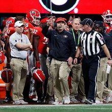 National Championship: Big Ten referees blow 2 glaring calls that hurt Georgia