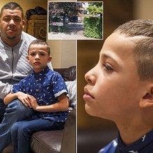 Father loses his job over son's 'extreme' haircut