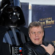 Mark Hamill Muses on New 'Star Wars': 'Go Retro'