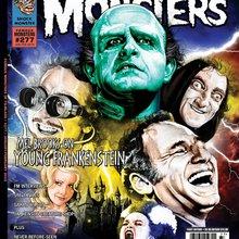 Mel Brooks Young Frankenstein interview piece