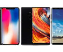 iPhone X vs Samsung Galaxy Note 8 - Features, Price, Design, Performance and Camera Compared! - T...