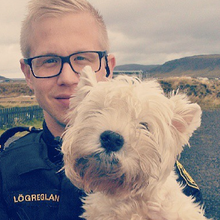 Does Iceland have the world's most charming police force?