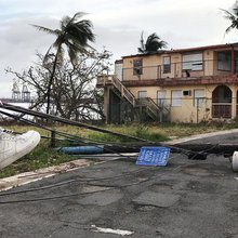 Solar competitors band together to help bring electricity to storm-ravaged Puerto Rico