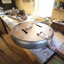 Creativity instrumental for guitar builder