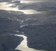 Ageing satellites put crucial sea-ice climate record at risk