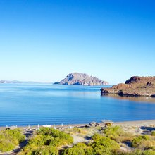 This getaway spot off the coast of Baja California will make you forget the rest of the world