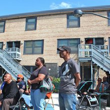 Future of cabrini-green rowhouses may be settled after 19 years in limbo