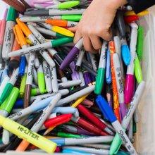 Works in Progress: Kids Making Art in Charlotte