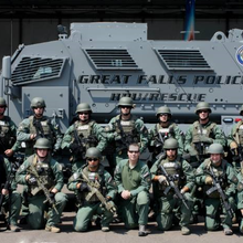 Breaking down the militarization of local law enforcement in Montana
