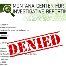 Montana DPHHS gets creative in denying public records request