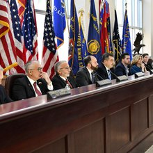 Resolution unresolved at emergency council meeting