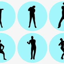 An insanely fun quiz tests which dance moves you know