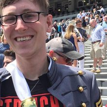 Riley Dosh, The First Trans Graduate From West Point, Reacts To Trump's Transgender Military Ban
