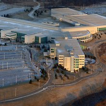 Big deals don't always work: Massive electronics plant just over Illinois border stands vacant