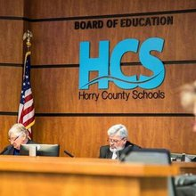 Horry school board wants to be No. 1 in pay; it's No. 63 in graduation rates