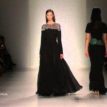Inside Fashion: Tadashi Shoji Fall/Winter 2015 Runway Show #BeautyofFlight