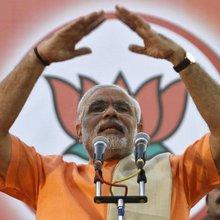 Interview with BJP leader Narendra Modi