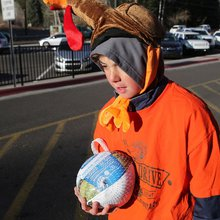 Sechrist Elementary School's turkey fundraiser thrives, serves important purposes