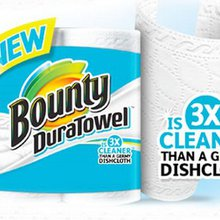 Product Review: Bounty DuraTowel