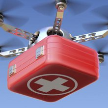 How Drones Can Have A Place In Health Care