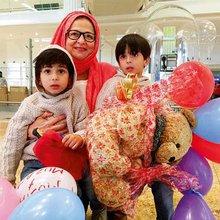 Watch: Heartwarming moment as Indian mum reunites with her twin boys in Dubai