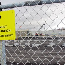 A Canadian company wants to start dumping its nuclear waste next to Lake Huron