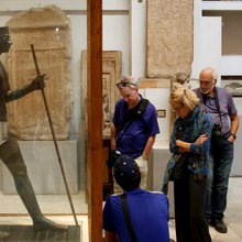 Tourists are returning to Egypt after years of staying away
