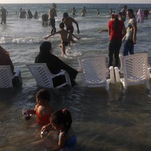 In some affluent circles in Egypt, the hijab and burkini just won't do