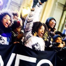 Millions March NYC: Synead Nichols, Umaara Elliott, & #BlackLivesMatter