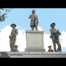 State of Texas: Conflict over Confederate monuments