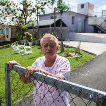 The last straw: Puerto Rico's vulnerable - veterans, the elderly - outmatched by Maria