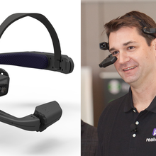 Sci-Fi Inspired Wearable Provides Hands-Free Solutions for MRO Workers