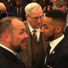 Johnson Gets Near Unamimous City Council Speaker Vote