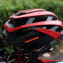Coros' New OMNI Cycling Helmet Has Bone Conduction and LEDs [Review]