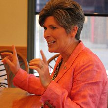 Ernst talks state of the nation over 'Coffee'