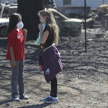 Victims of Boles Fire find hope amid ashes