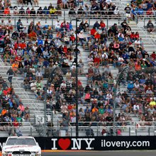 THE GLEN: Camping as much a draw as the race for WGI fans